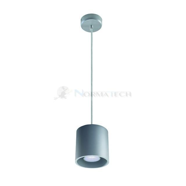 Lampa sufitowa wisząca ALGO GU10 PO GR 27040 Kanlux