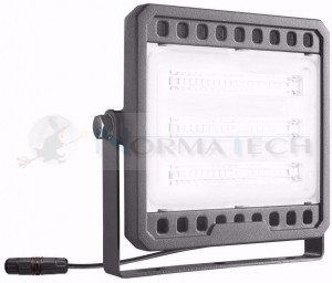 Naświetlacz LED SQR 50W 396236 5000K Lena Lighting